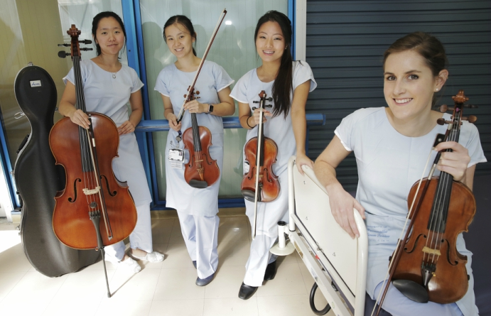 Medical Students to perform in orchestra in May