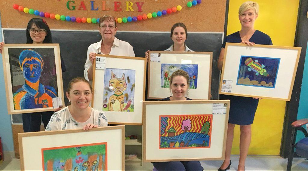 Operation Art donation