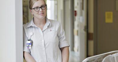 Melissa Barkho, nursing, midwifery