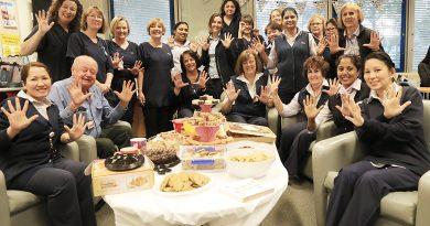Women's Health Clinic staff